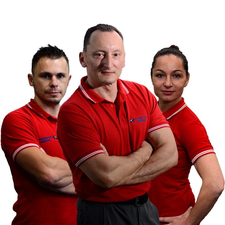 Grupna slika trenera